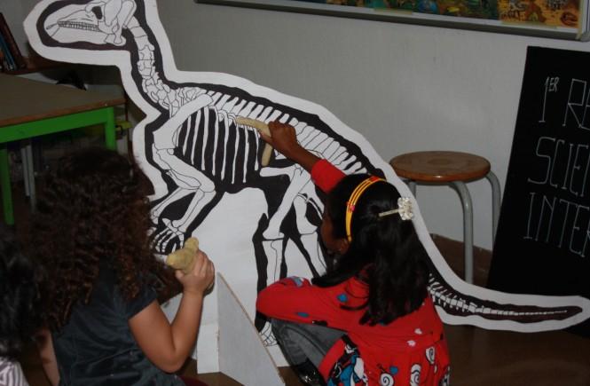paleontologie enfants