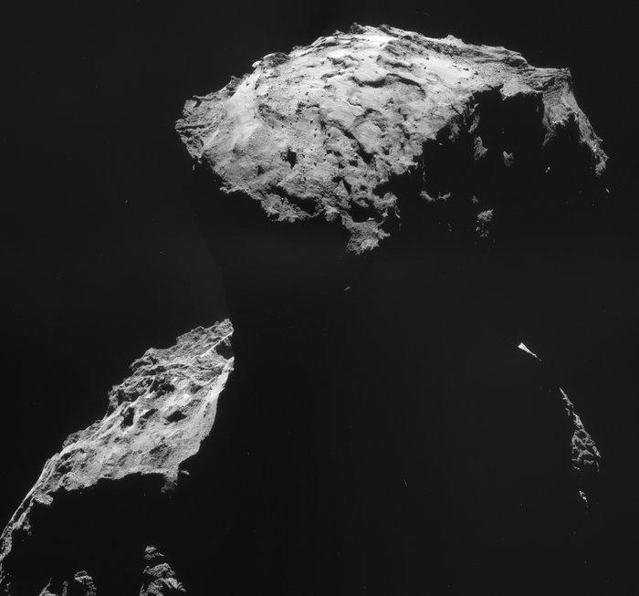 comète mission  rosetta