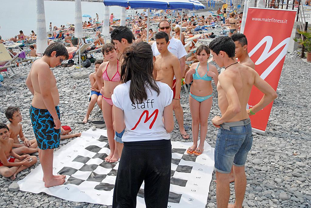 BeachMat matefitness