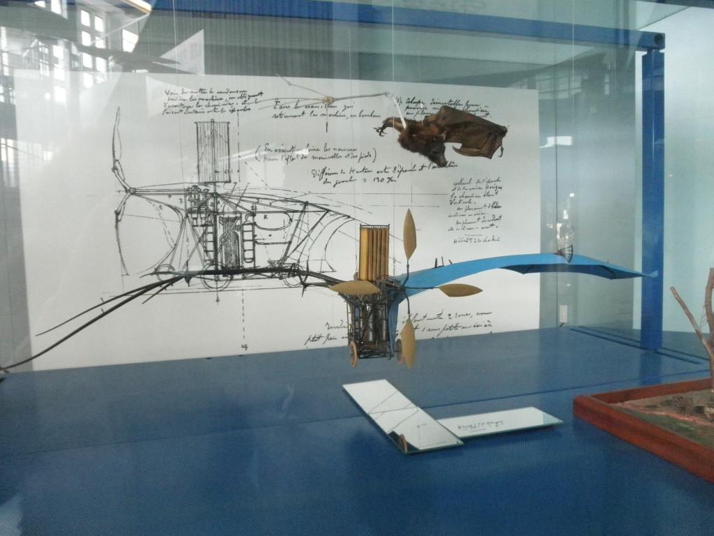 Avion III de Clément Ader