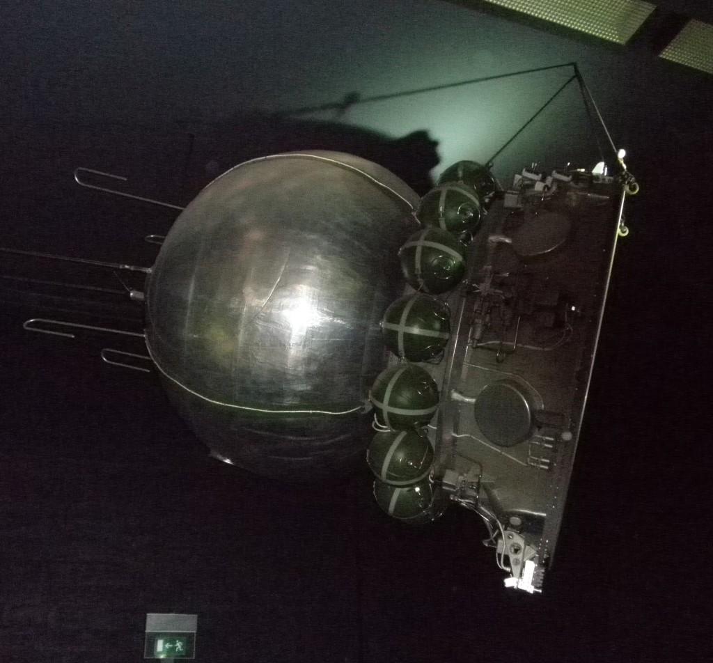 Capsule Vostok