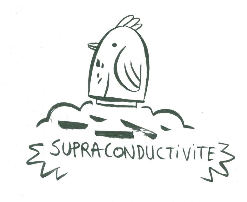 supraconductivité heloise chochois