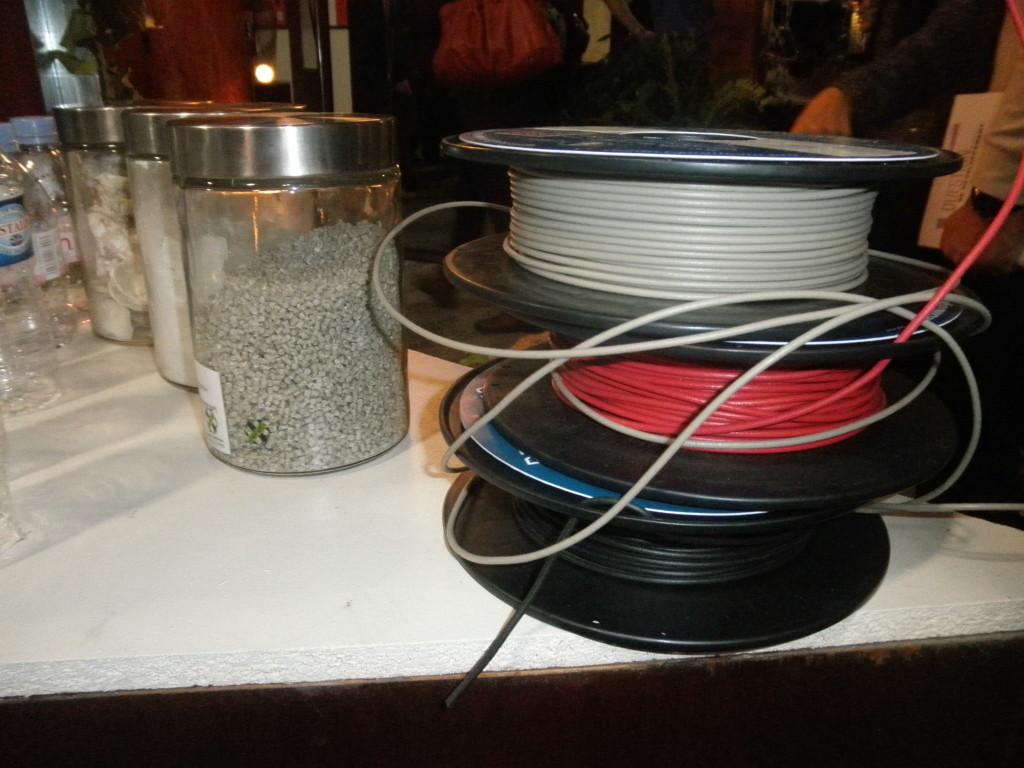 cop21 cop21 riciclare conchiglie ostriche vernice stampa 3D