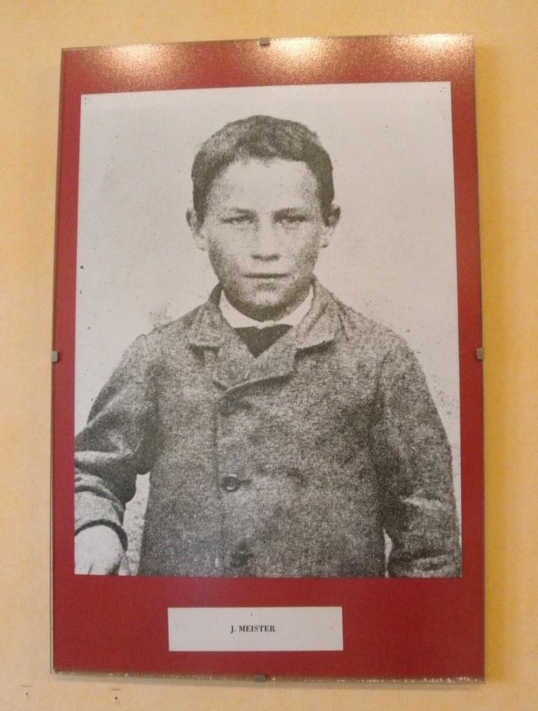 Le premier enfant vacciné contre la rage pasteur institut musée médiation visites guidees
