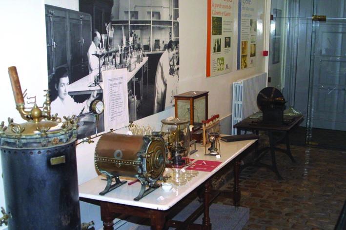 Photothèque de l'Institut Pasteur de Lille pasteur institut musée médiation visites guidees
