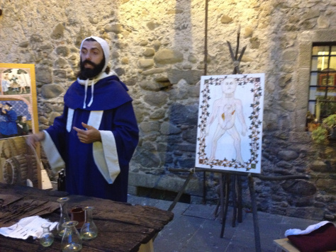 medico medievale