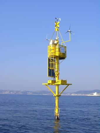 monitoraggio vulcanico marino CUMAS