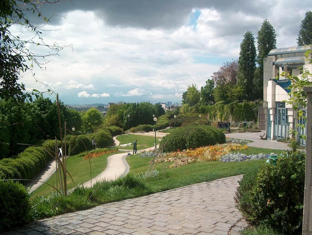 maison air parc belleville