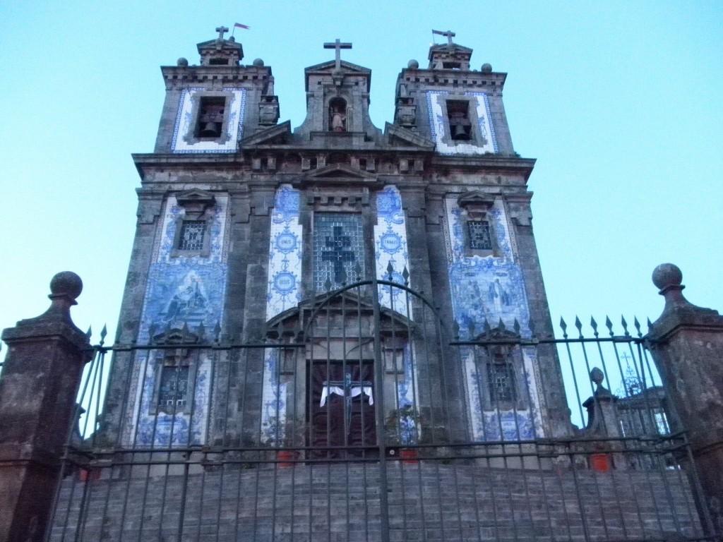 Chiesa di Santo Ildefonso, Porto