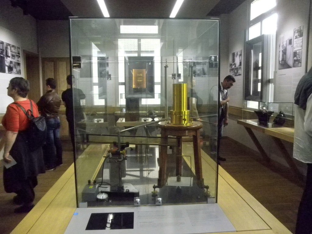 MUSEE CURIE