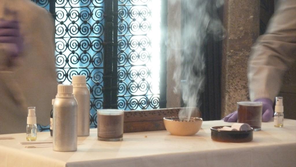 science et odeurs