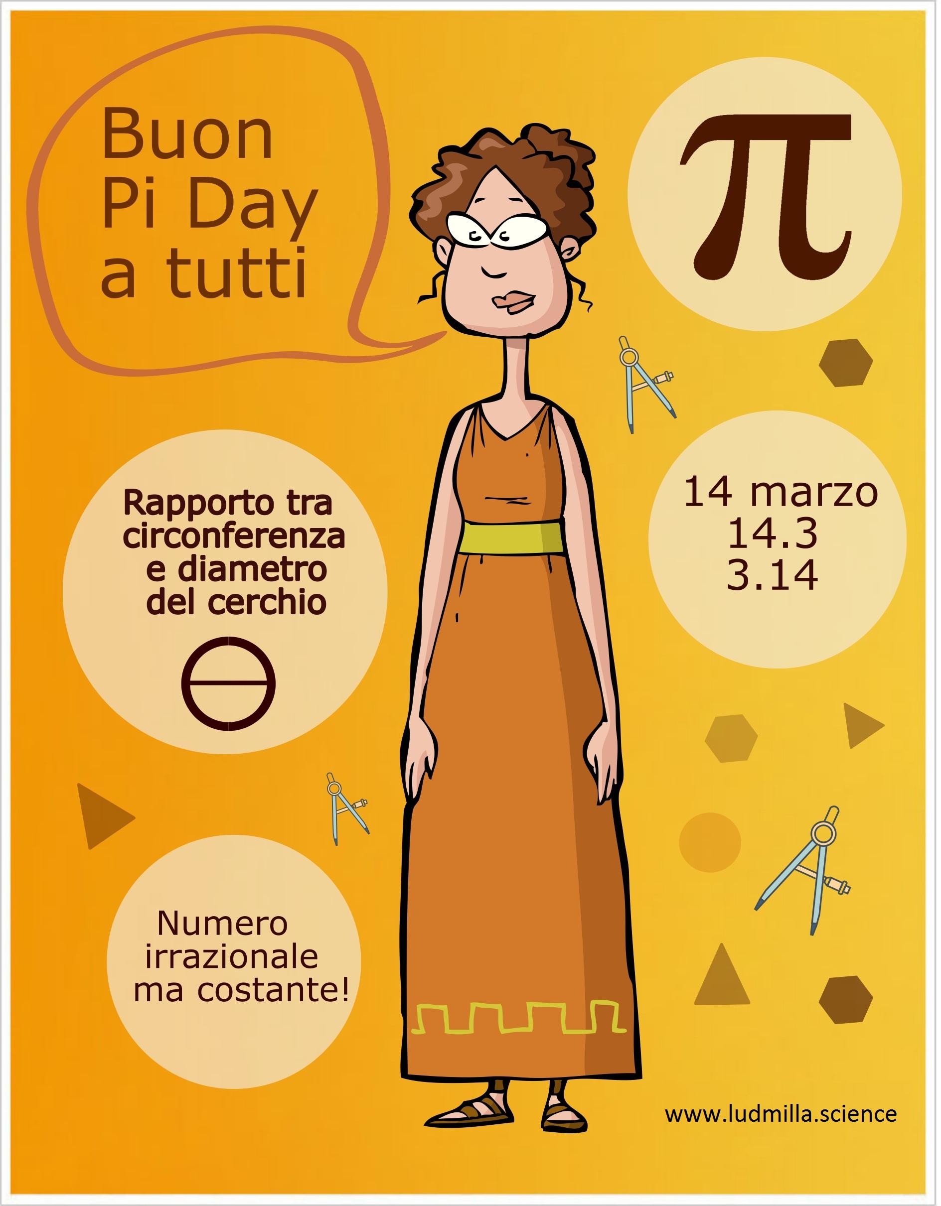 Giorno Del Pi Greco