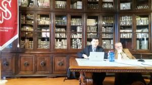 Gabriele Beccaria responsabile di «TuttoScienze», il supplemento di divulgazione scientifica de La Stampa